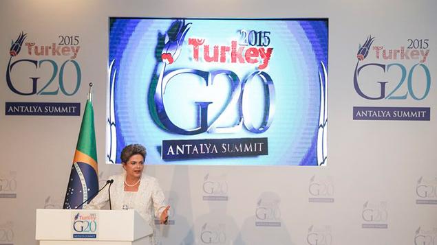 A presidenta Dilma Rousseff ressaltou, também, que o governo tem conseguido recompor a base aliada - Foto: Divulgação/CP