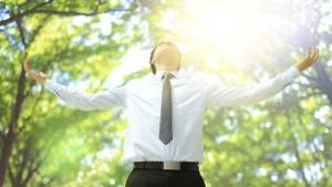 Pratique o poder da positividade - Foto: Divulgação