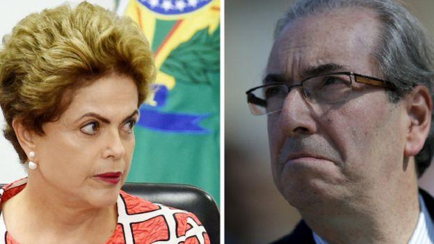 Acolhimento de pedido de impeachment por Cunha foi anunciado nesta quarta (2) - Foto: Divulgação
