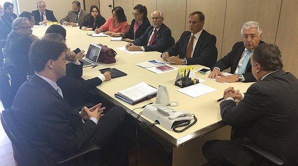 Na ocasião, foi protocolado ofício direcionado ao Ministro da Fazenda - Foto: Divulgação