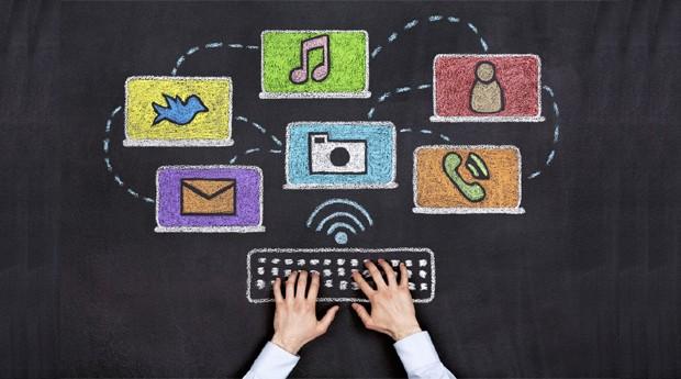 A internet oferece soluções que atendem as mais variadas necessidades - (Foto: Reprodução