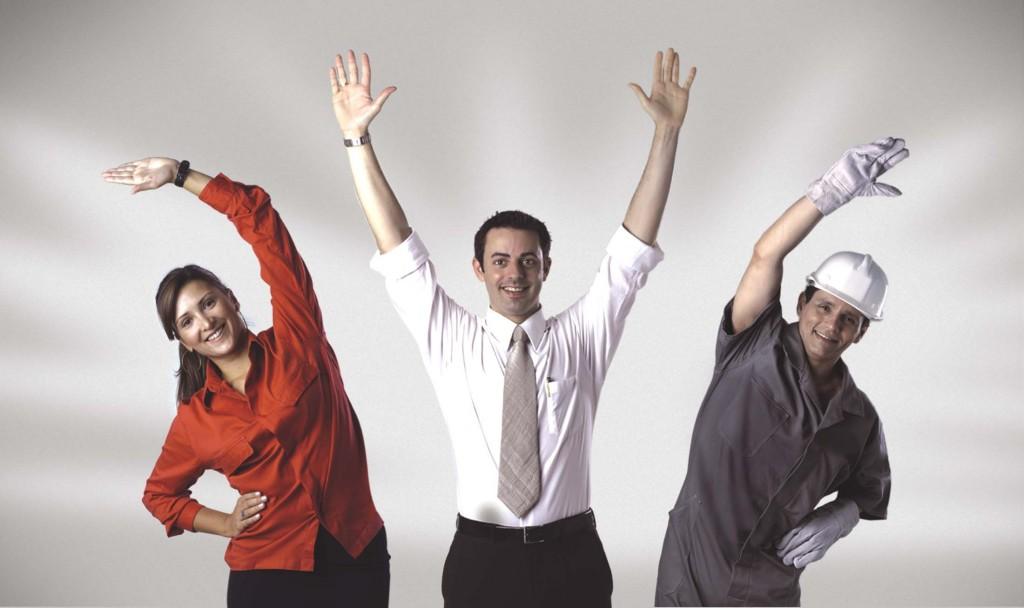 As empresas podem incluir algo novo em seus relatórios anuais: uma classificação referente à saúde de seus funcionários - Foto: Divulgação