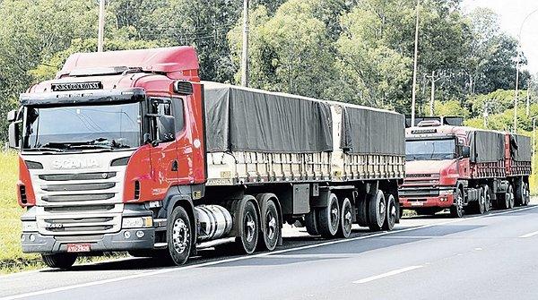 Com queda no e-commerce, transportadores autônomos devem buscar outros segmentos para crescer - Foto: Divulgação