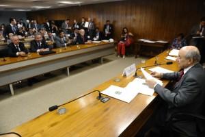 Em dezembro, Comissão Mista foi criada para tratar da MP nº 694, que eleva alíquota do Imposto de Renda de titulares, sócios ou acionistas de empresas - Foto: Marcos Oliveira