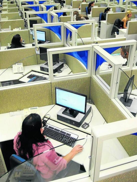 Por contratar grandes contingentes de trabalhadores, a deterioração do emprego neste segmento será determinante para o avanço da taxa de desocupação em 12% neste ano - Foto: Arquivo