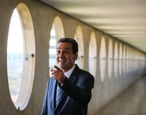 O presidente do STJ (Superior Tribunal de Justiça), Francisco Falcão - Foto: Sergio Lima/Folhapress