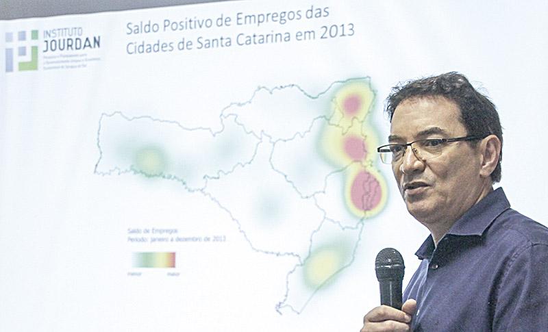 Para Silveira, processo de abertura de empresas ainda precisa evoluir na cidade - Foto: Eduardo Montecino/OCP Online