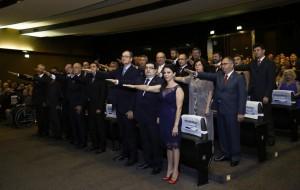 Juramento dos novos conselheiros do CFC - Foto: Lorene Cortes