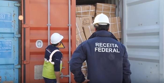 A paralisação irá impactar no centro de atendimento ao contribuinte da Receita Federal - Foto: Divulgação