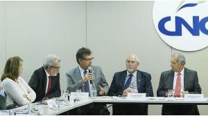 A reunião discutiu o acompanhamento das matérias legislativas - Foto: Divulgação