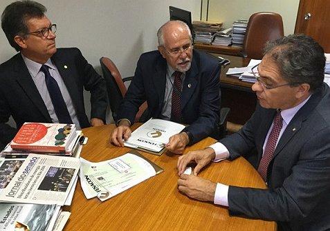 MP contém emenda que anistia as multas relativas à GFIP - Foto: Divulgação