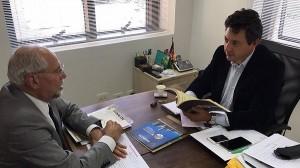 Diretor pediu apoio na aprovação da MP que anistia as multas aplicadas - Foto: Divulgação