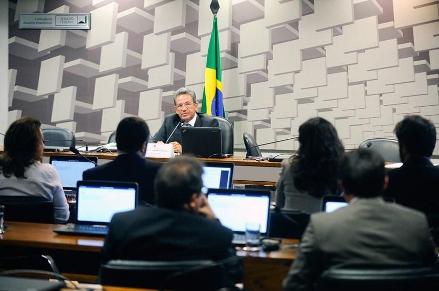 O texto será consolidado para ser entregue ao presidente do Senado, em reunião prevista para o próximo dia 4 - Foto: Marcos Oliveira