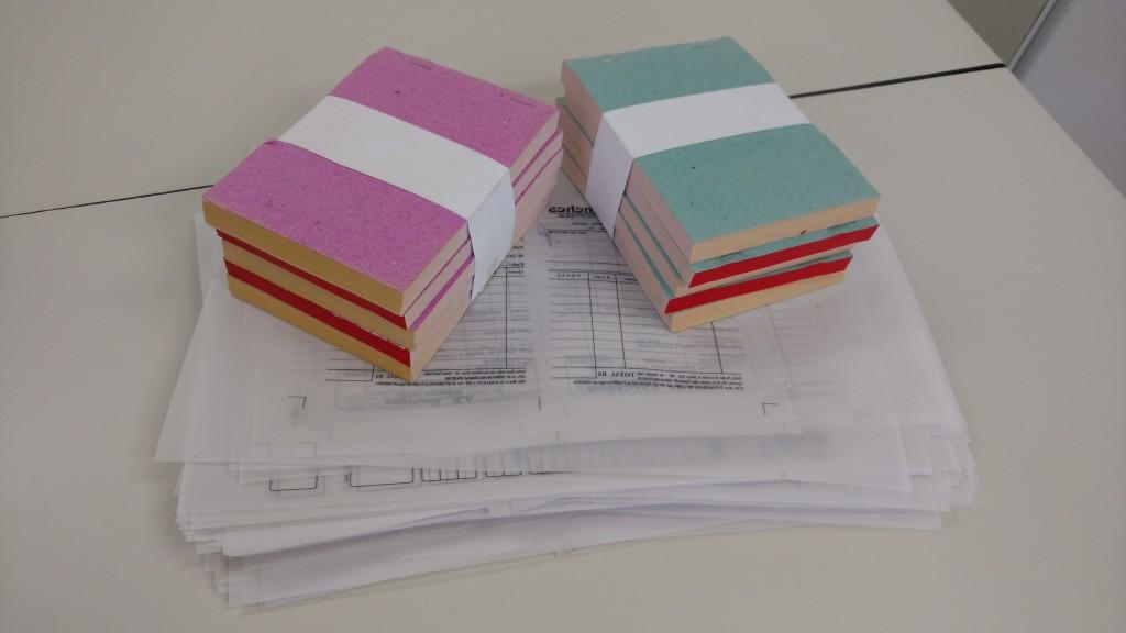 Documentos não tinham autorização para impressão. Multa à gráfica ultrapassa R$ 1 milhão - Foto: Divulgação
