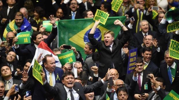 """Revista diz que congressistas são adeptos de """"jeitinho"""" - Foto: AFP"""