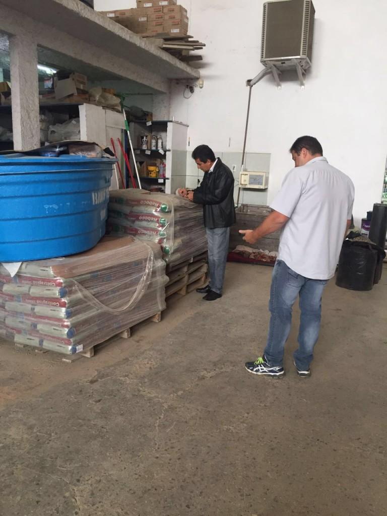Equipe de auditores fiscais inspecionaram 105 estabelecimentos nas regiões Sul, Norte e Vale do Itajaí - Foto: Divulgação