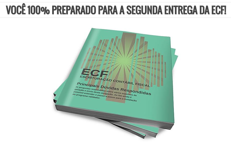Portal Contábil SC lança e-book sobre ECF com parceiros especializados