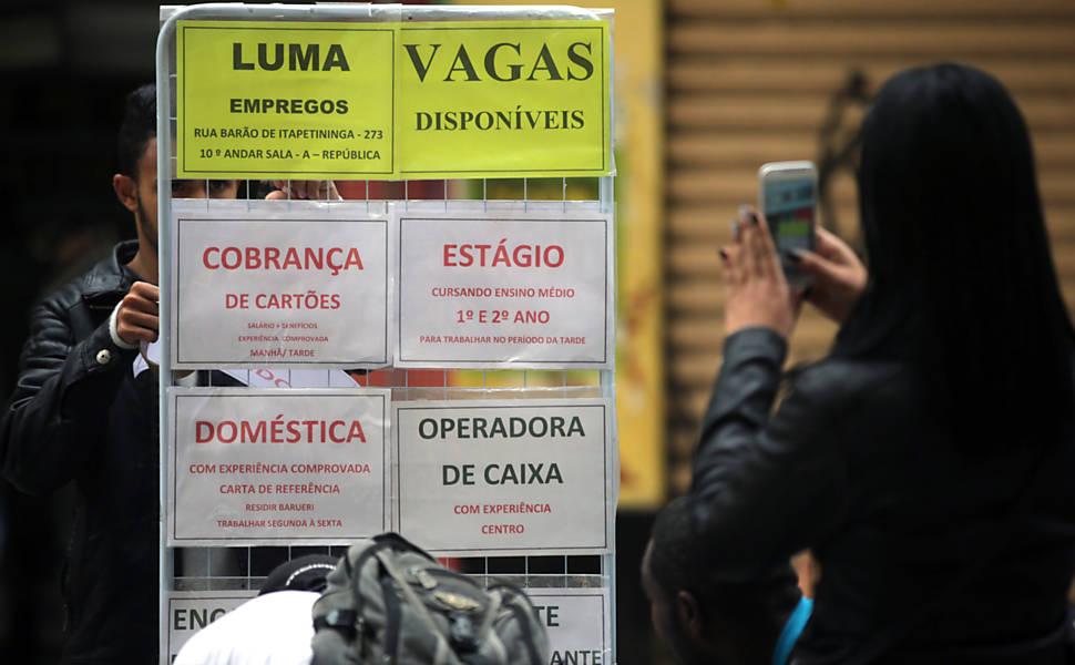 Desemprego cresce no Brasil - Foto: Divulgação