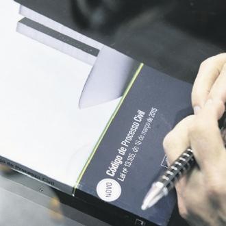 O novo Código de Processo Civil entrou em vigor em 18 de março Foto: Marcos Oliveira/Agência Senado