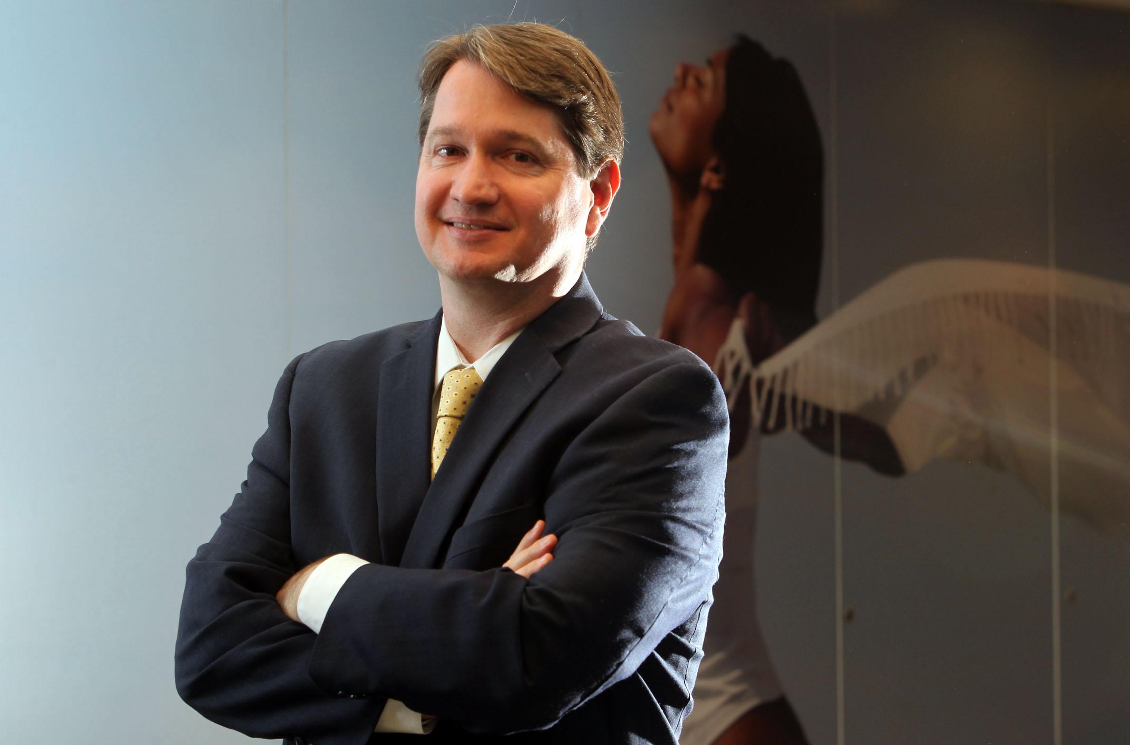 Nicolas Toth, diretor-geral da Healthways Brasil e América Latina