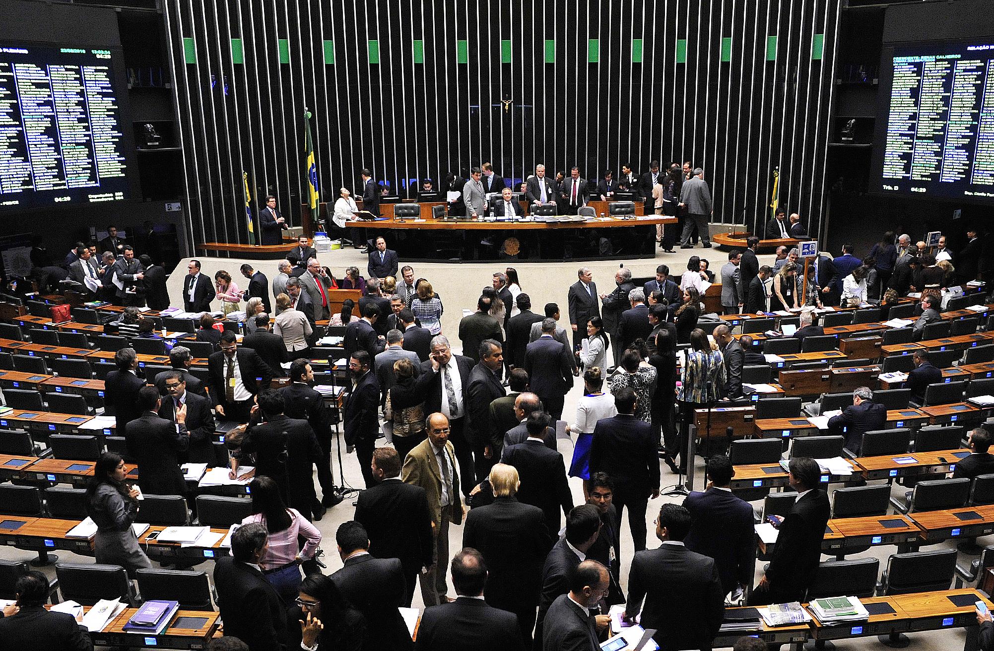 A adoção de um teto de gastos para 2017 foi o ponto mais polêmico da votação da Lei de Diretrizes Orçamentárias
