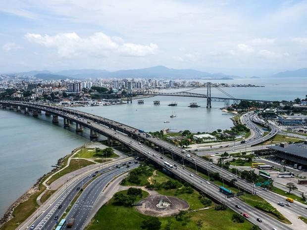 Florianópolis está na segunda posição do ranking (Foto: David Sadowski/Divulgação)