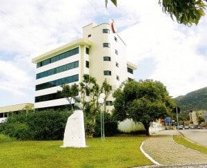 Edifício da BRF em Itajaí