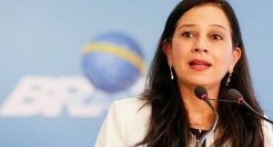 Grace Mendonça, advogada-geral da União. Foto: AB