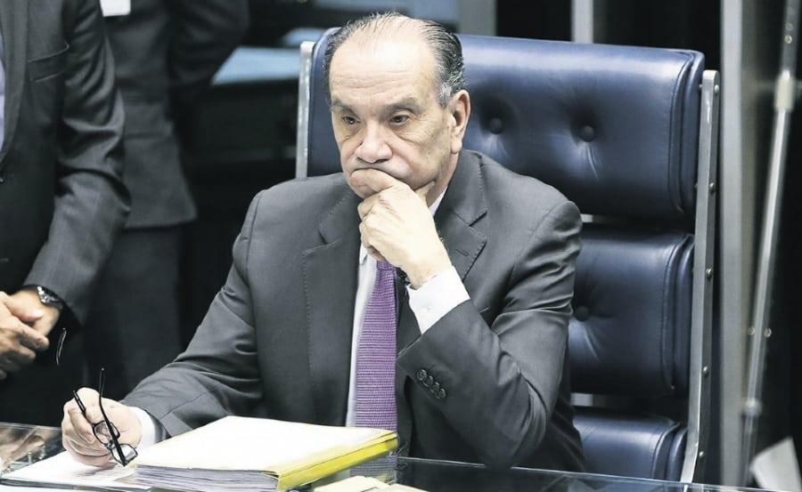 Expectativa do líder do governo, Aloysio Nunes, é aprovar o texto sem alterações e levá-lo à sanção Foto: Marcelo Camargo / Agência Brasil
