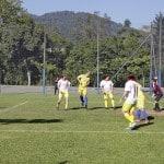segundo dia - futebol