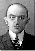 Joseph Schumpeter.