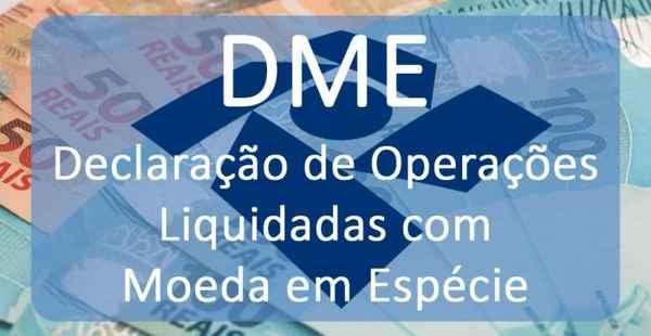 Aprovada a versão 1.0.0 do manual da DME