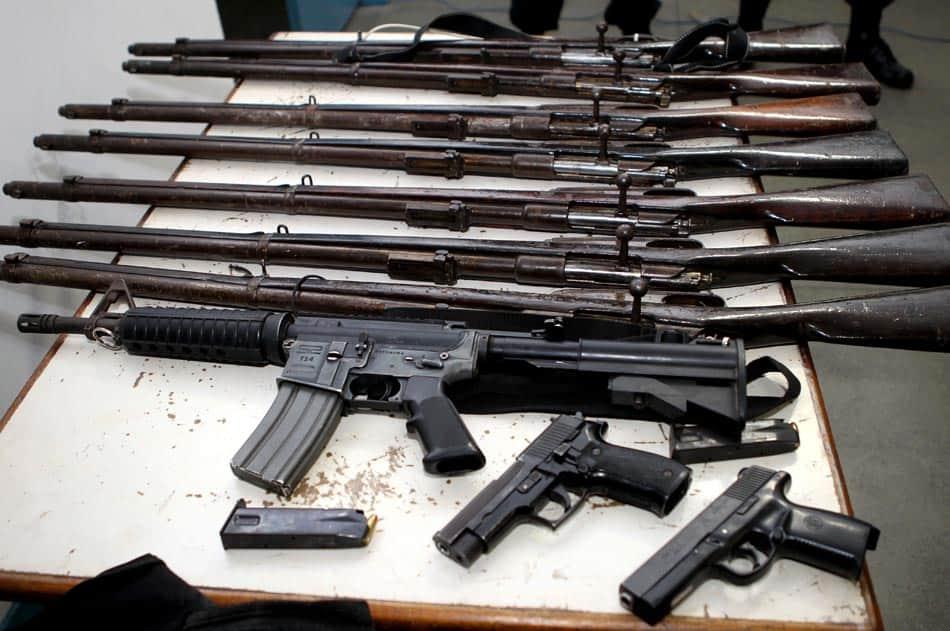 Portaria da Receita pode facilitar importação de armas