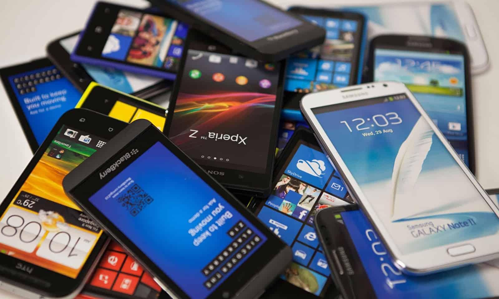 Venda de aparelhos celulares no Brasil aumenta 9,7% em 2017