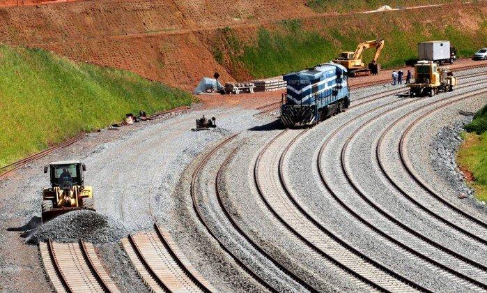 ANTT publica plano de outorga para leilão da Ferrovia Norte-Sul
