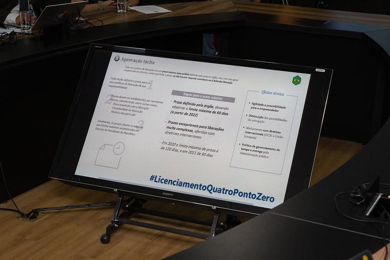 Licenciamento 4.0 libera licenças para atividades de baixo risco