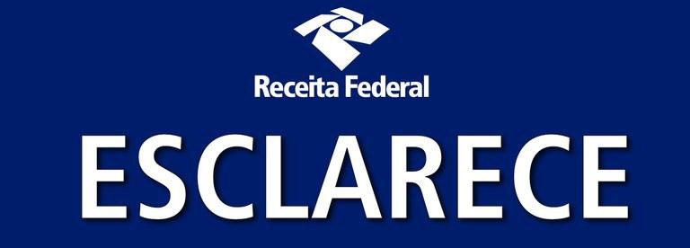 Receita Federal: Nota de Esclarecimento sobre vazamento de dados